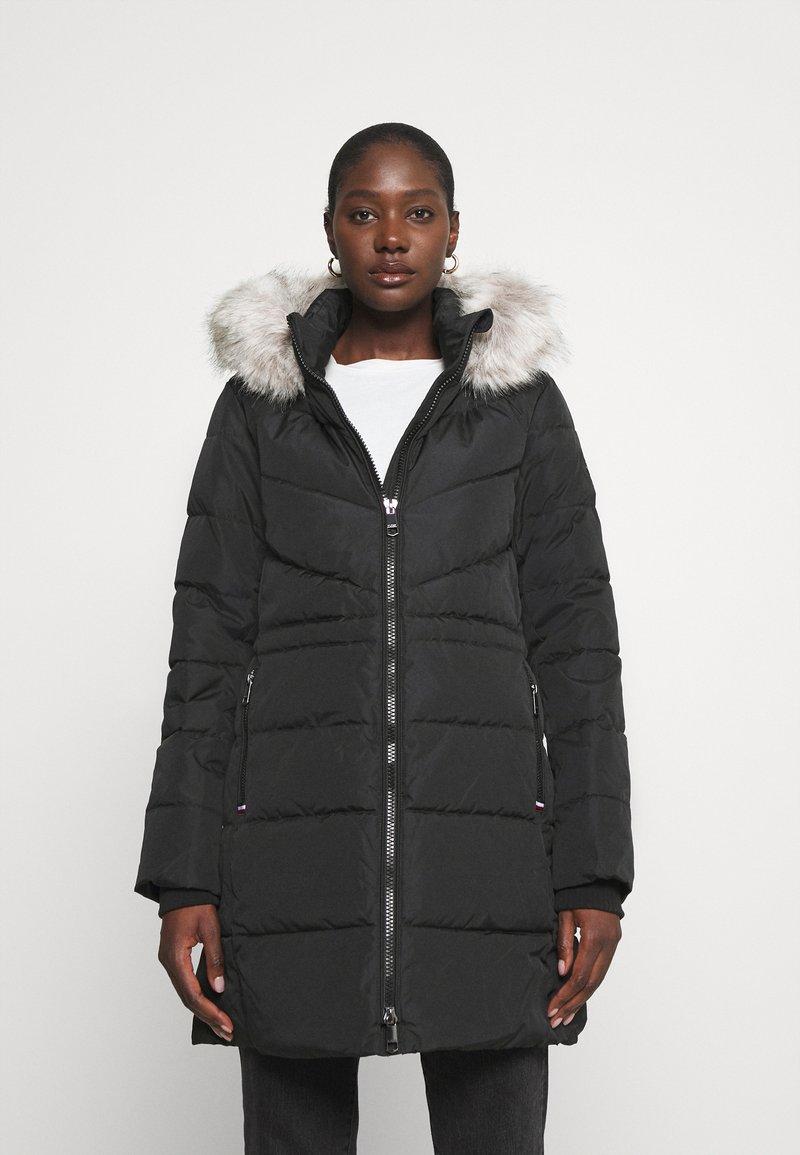 Tommy Hilfiger - PADDED COAT - Winter coat - black