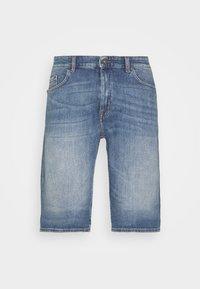 Tiger of Sweden Jeans - ASH - Denim shorts - medium blue - 0