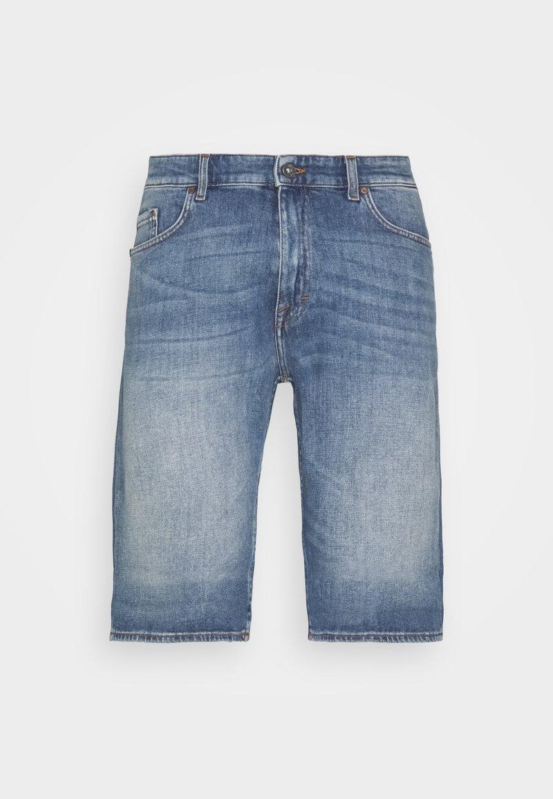 Tiger of Sweden Jeans - ASH - Denim shorts - medium blue