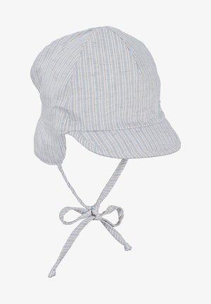 SCHIRM MIT NACKENSCHUTZ - Cap - graublau
