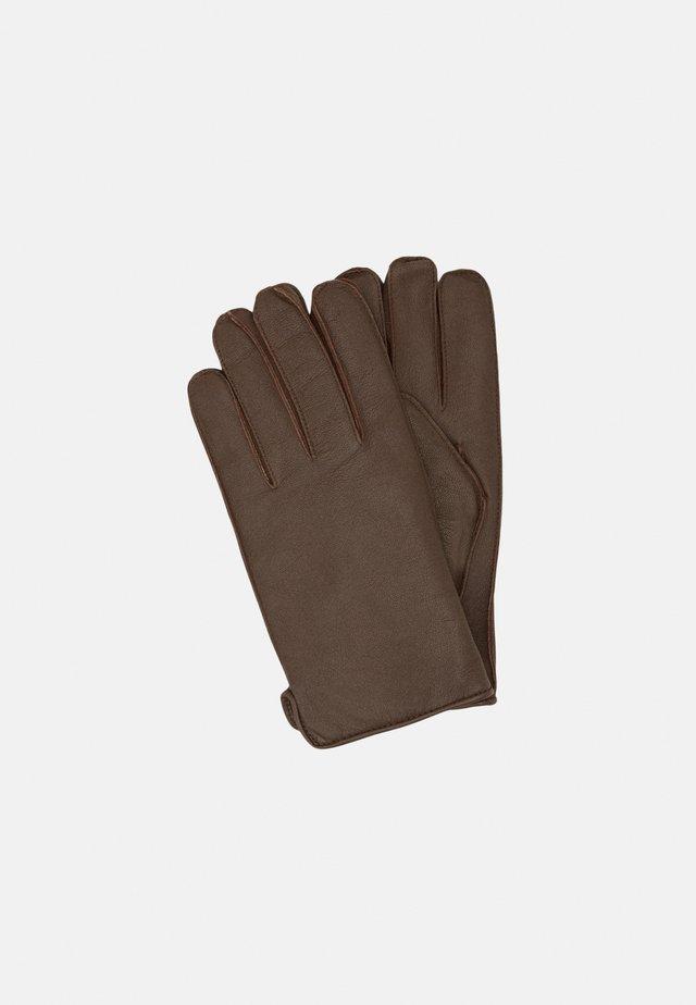 Sormikkaat - dark brown