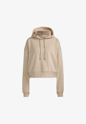 HOODIE - Jersey con capucha - halo blush