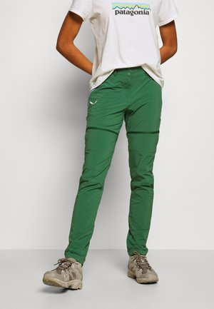 PEDROC - Outdoor trousers - myrtle