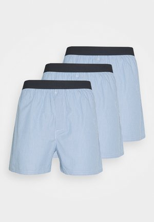 3 PACK - Boxer shorts - light blue
