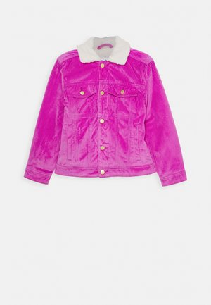 HEN - Winter jacket - acid purple