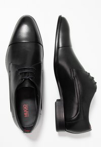 HUGO - APPEAL - Business sko - black - 1