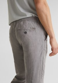Esprit - Trousers - grey - 6