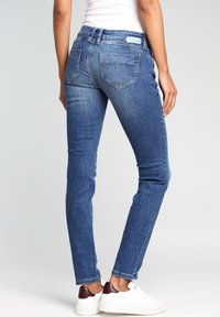 Gang - Jeans Skinny Fit - indigo basic - 1