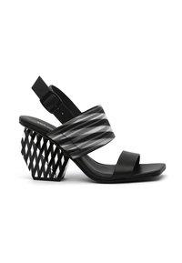 United Nude - LEONA OP  - High heeled sandals - black - 3