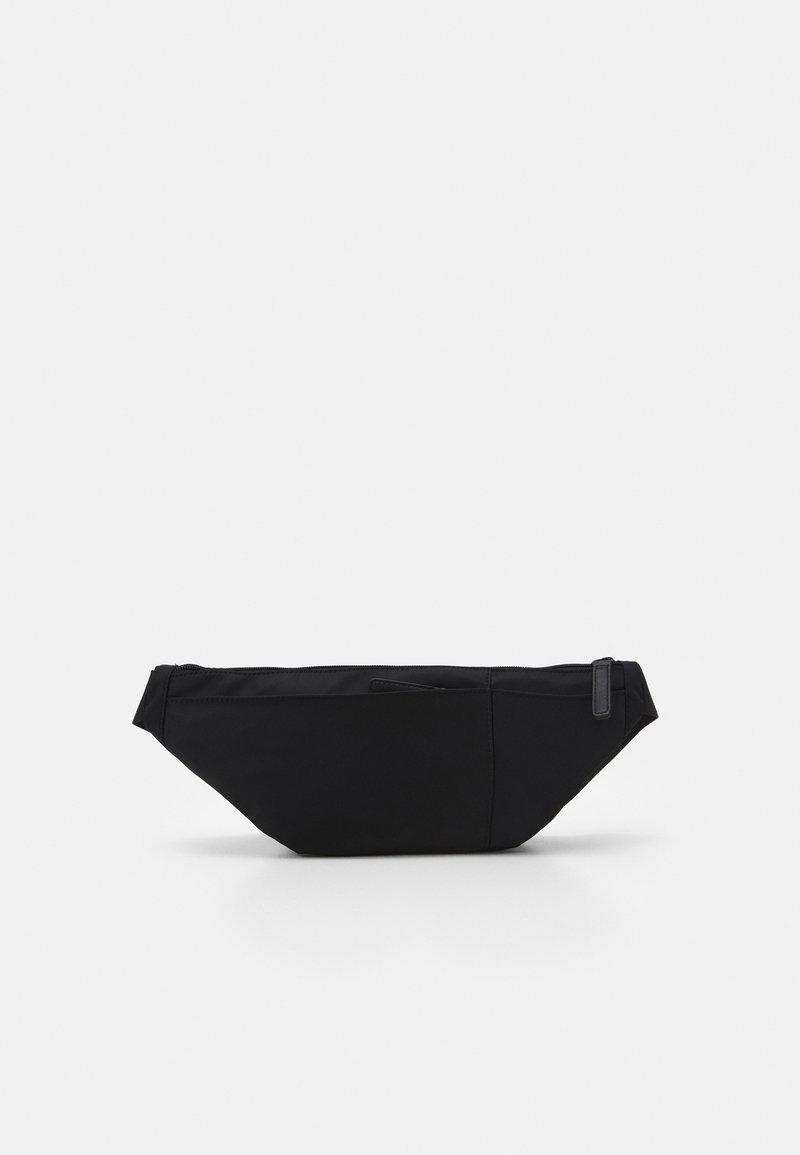 Zign - UNISEX - Saszetka nerka - black