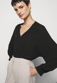 Filippa K - RILEY - Blouse - black - 4
