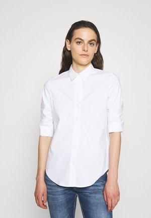 LIZA ESSENTIAL BLOUSE - Košile - white