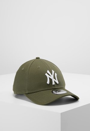 9FORTY LEAGUE ESSENTIAL - Keps - dark green