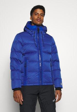 MOUNTAIN PRO RACER PUFFER - Lyžařská bunda - mazarine blue