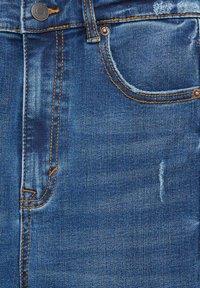 PULL&BEAR - Jeans Skinny Fit - dark blue denim - 6