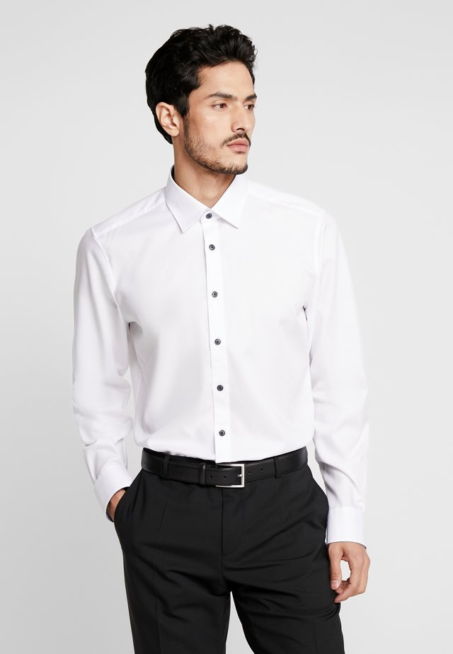 OLYMP LEVEL 5 BODY FIT  - Zakelijk overhemd - weiss