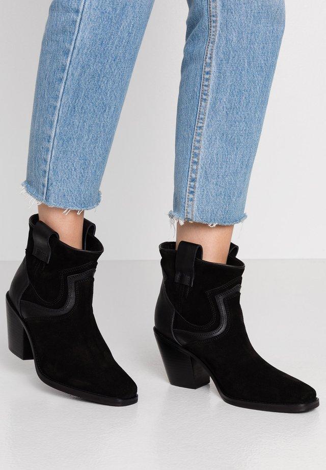 JODIE - Kotníková obuv - black