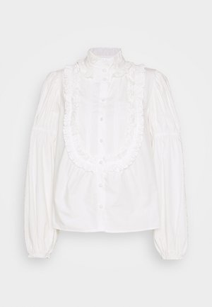 VICTORIANA POP BLOUSE - Blouse - white