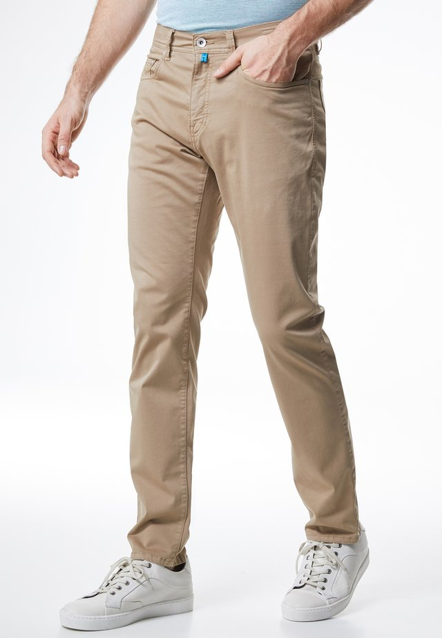 LYON - Jeans Slim Fit - beige