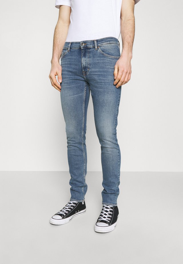 EVOLVE - Jeans slim fit - dust blue