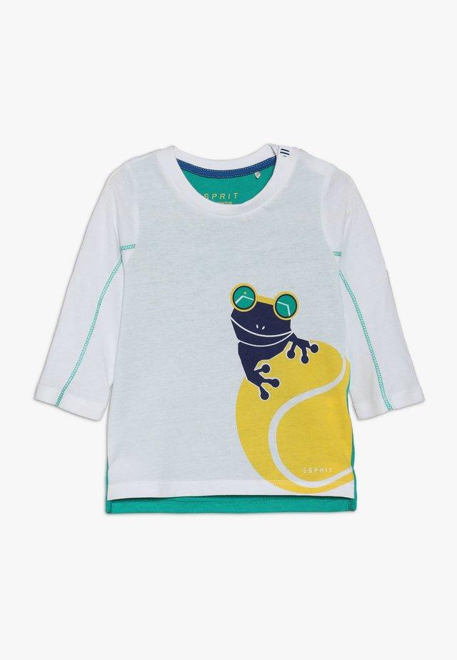 BABY - Camiseta de manga larga - white