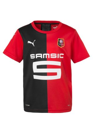 RENNAIS  - Club wear - red-black