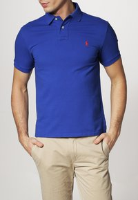 Polo Ralph Lauren - SLIM FIT MODEL - Poloshirts - new sapphire - 1