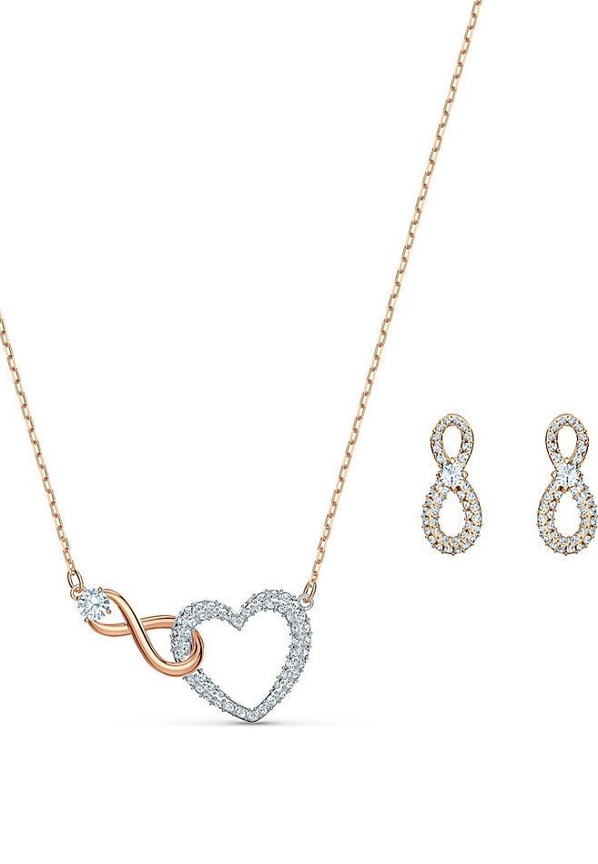 Swarovski - Necklace - bicolor
