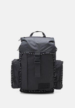 TOPLOADER UNISEX - Rucksack - dark grey heather solid grey/white/black