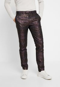 Topman - Pantalon de costume - multi - 0