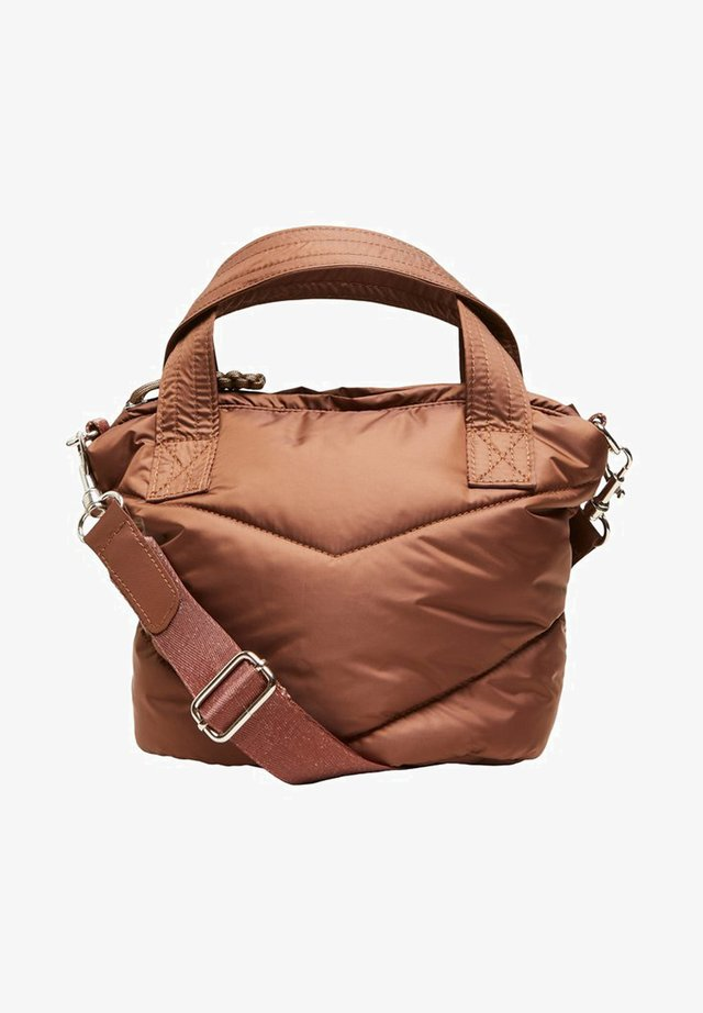 Handbag - toffee