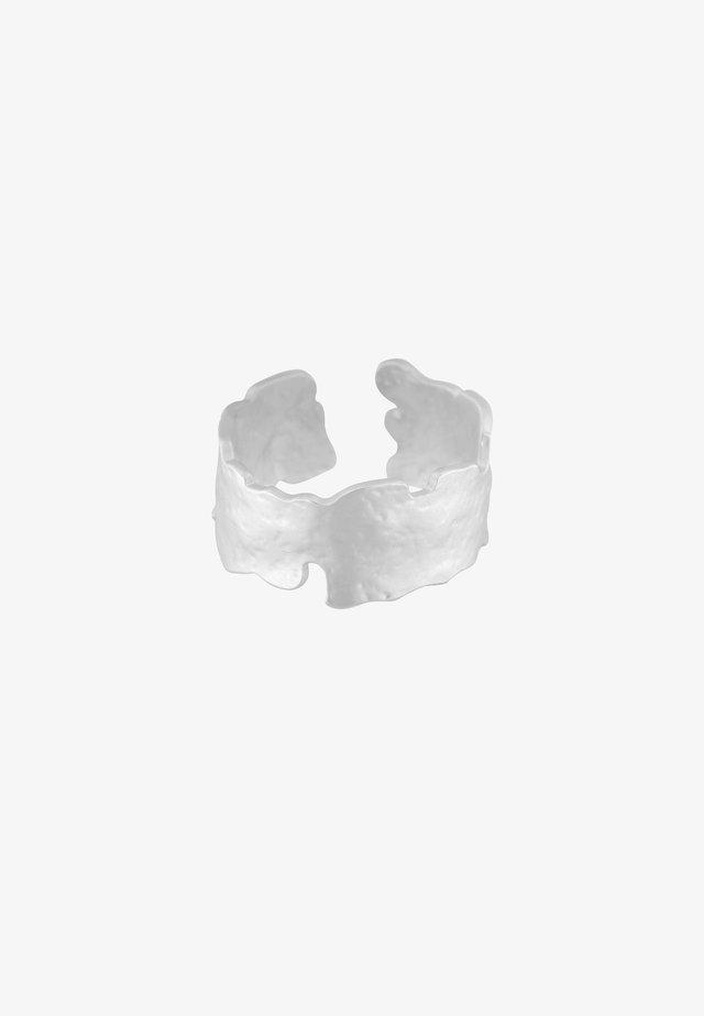 AMELIA - Ring - rhodium plating