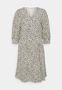 Moss Copenhagen - LATRICE DRESS - Day dress - ecru - 3