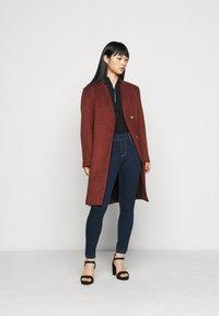 Dorothy Perkins Petite - ORGANIC EDEN - Jeans Skinny Fit - indigo - 1