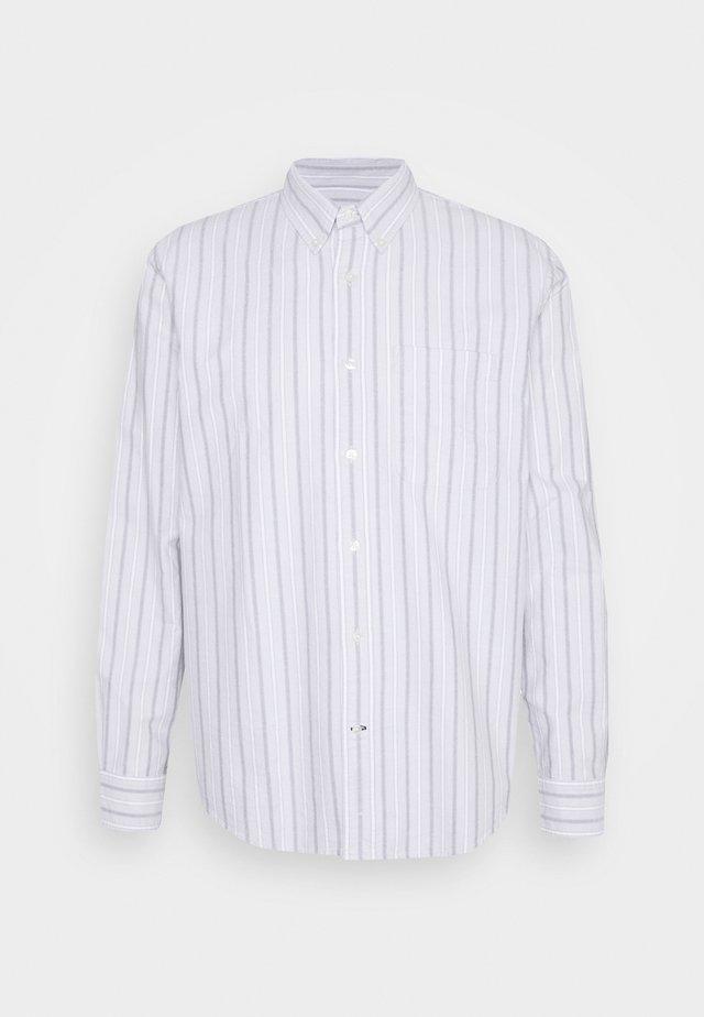 STRIPE - Skjorta - white/multi