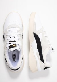 Puma - AEON HERITAGE - Baskets basses - white/black - 3