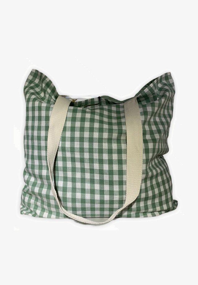 BOLSO SHOPPING - Bolso shopping - verde menta