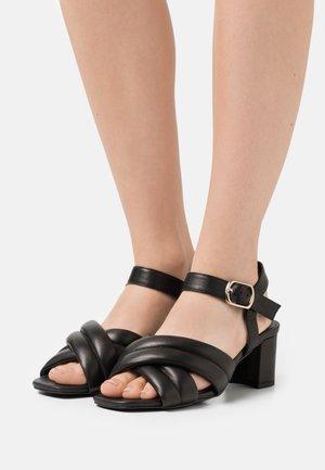 KEANA - Sandals - black