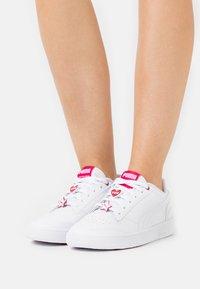 Puma - RALPH SAMPSON GALENTINES - Sneakers basse - white/virtual pink - 0