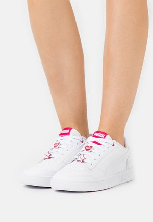 RALPH SAMPSON GALENTINES - Zapatillas - white/virtual pink