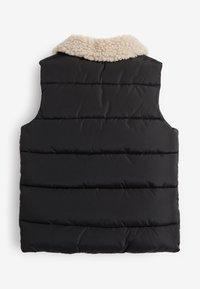 Next - Waistcoat - black - 1