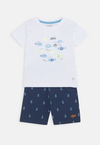 Staccato - BABY SET - Shorts - dark blue/white - 0