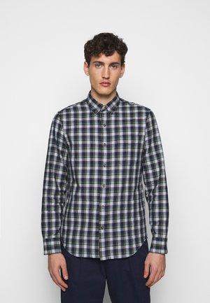 SHIRTS SEASONAL - Shirt - campbell tartan/heather blue