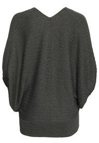 Steffen Schraut - VERONIQUE FASHIONISTA - Sweter - medium grey - 1