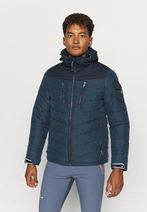 SKANE QUILTED - Winter jacket - dunkelblau