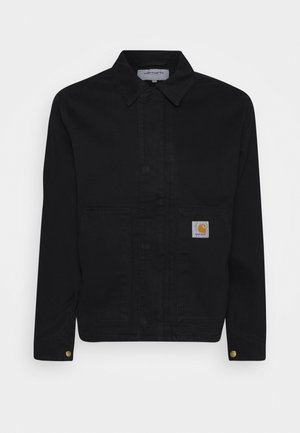 ARCAN JACKET NAPERVILLE - Giacca di jeans - black rinsed