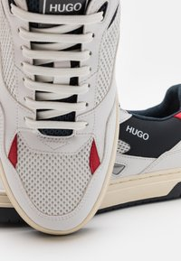 HUGO - SWITON - Trainers - open white - 5
