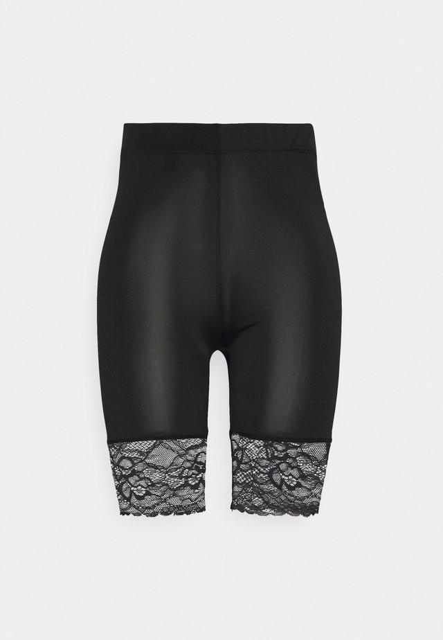 KARIANA BIKE SHORTS - Leggingsit - black