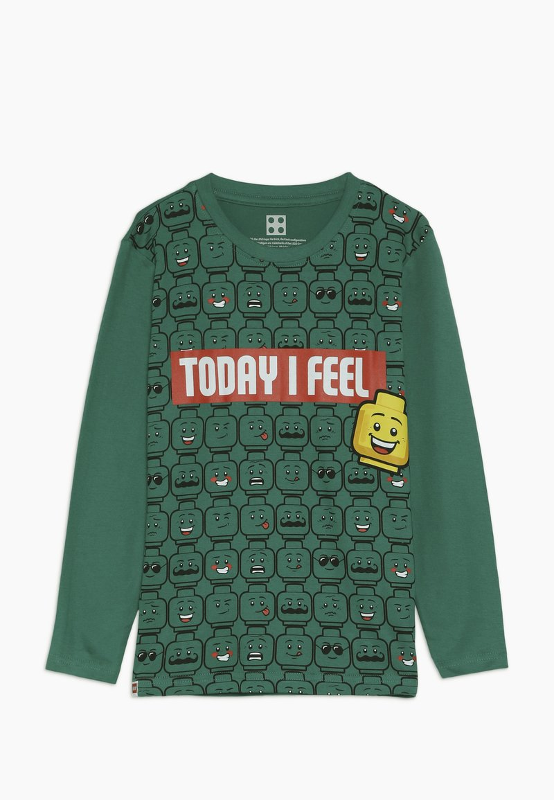 LEGO Wear - Langærmede T-shirts - dark green