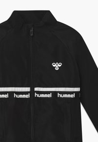 Hummel - TARP ZIP - Sportovní bunda - black - 3